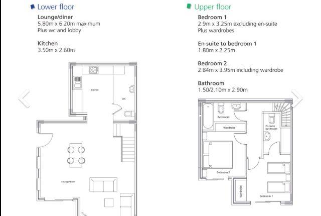 Floor Plan Villa-Poppy-And-Hibiscus