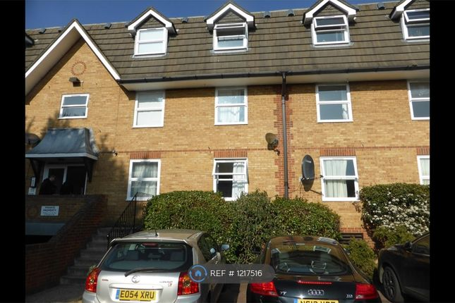 Thumbnail Flat to rent in Millstream Close, London