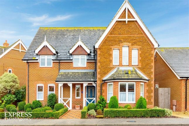 Thumbnail Detached house for sale in Campbell Close, Hunstanton, Norfolk