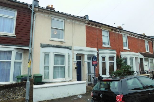 3 bed terraced house for sale in Westfield Road, Southsea