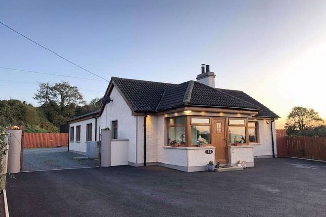 Thumbnail Detached bungalow for sale in Newry Road, Mayobridge, Newry