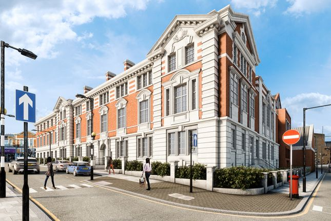 Thumbnail Flat for sale in High Street, Acton