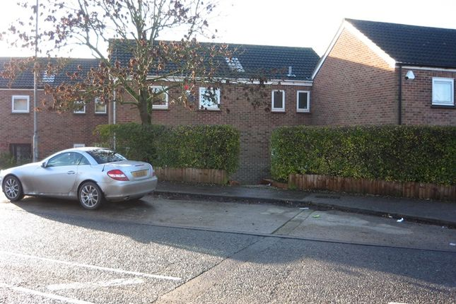 Thumbnail Terraced house to rent in Forest Road, Colchester