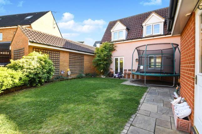 Garden of Chafford Hundred, Grays, Essex RM16