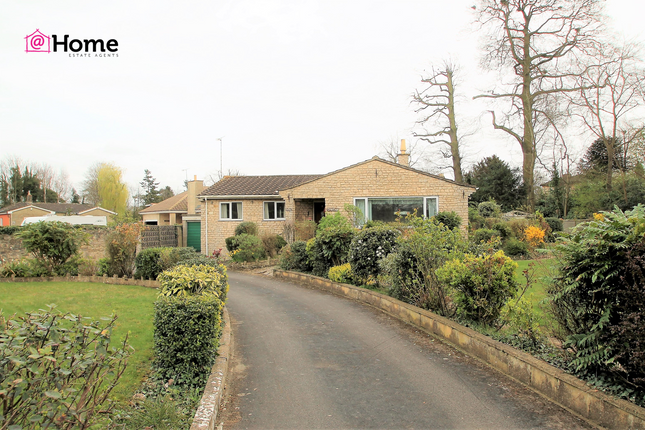 Thumbnail Detached bungalow for sale in The Spa Road, Melksham