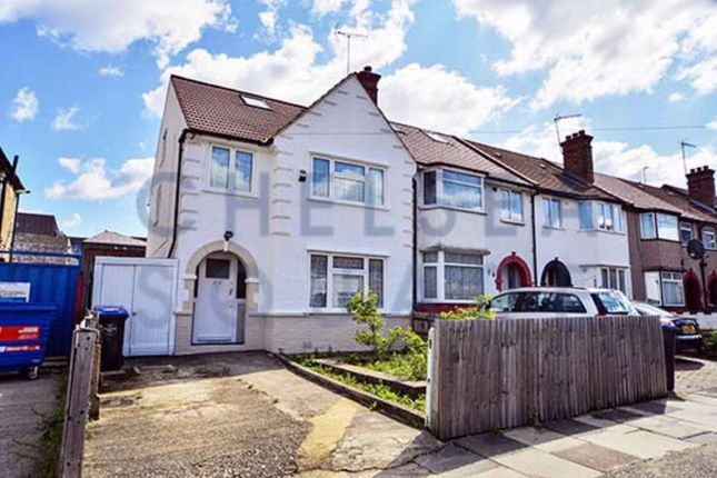 Thumbnail Semi-detached house to rent in Waterloo Road, London