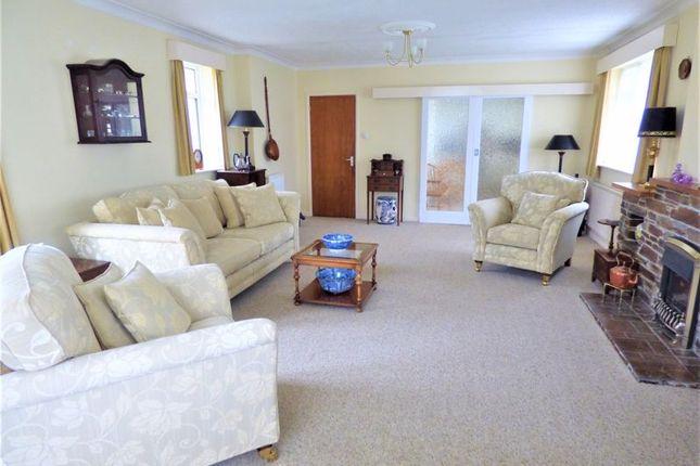 Lounge of The Glade, Crapstone, Yelverton PL20