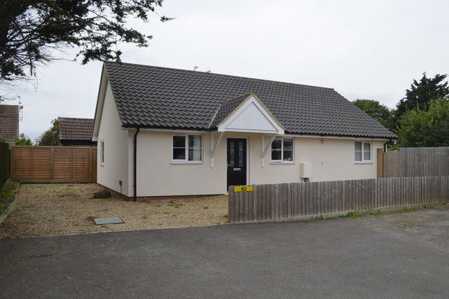 2 bed detached bungalow for sale in Grange Road, Felixstowe IP11