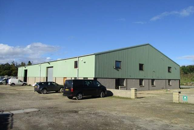 Thumbnail Light industrial for sale in Lintmill, Buckie