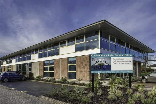 Thumbnail Office to let in Solihull Parkway, Birmingham Business Park, Birmingham