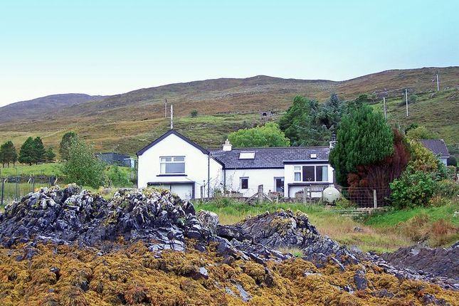 Thumbnail Detached house for sale in Broadford, Isle Of Skye