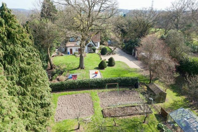 Thumbnail Detached house for sale in Reading Road, Nr Hartley Wintney, Heckfield, Hampshire