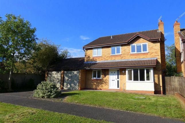 Thumbnail Detached house for sale in Heron Lane, Bishopton, Stratford-Upon-Avon