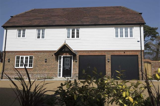 Thumbnail Detached house for sale in Cranbrook Road, Hawkhurst, Kent