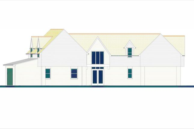 Thumbnail Detached house for sale in Clacton Road, Elmstead, Colchester, Essex