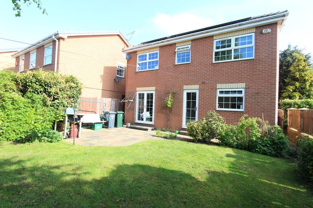 Thumbnail Detached house for sale in Blenheim Drive, Finningley, Doncaster