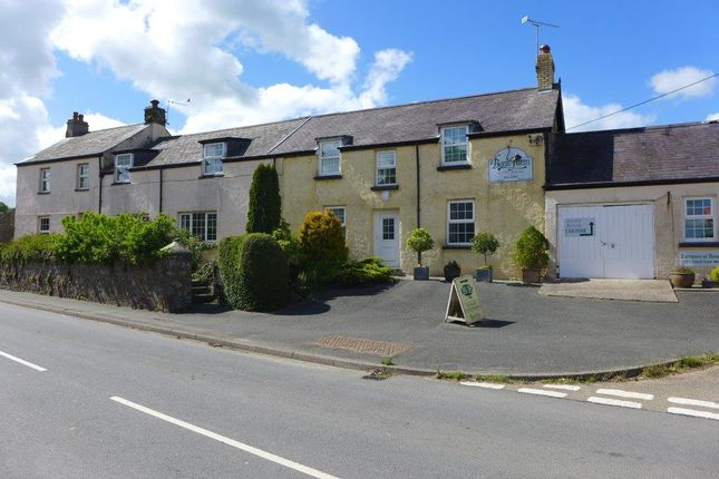 Thumbnail Detached house for sale in Robeston Wathen, Narberth, Pembrokeshire