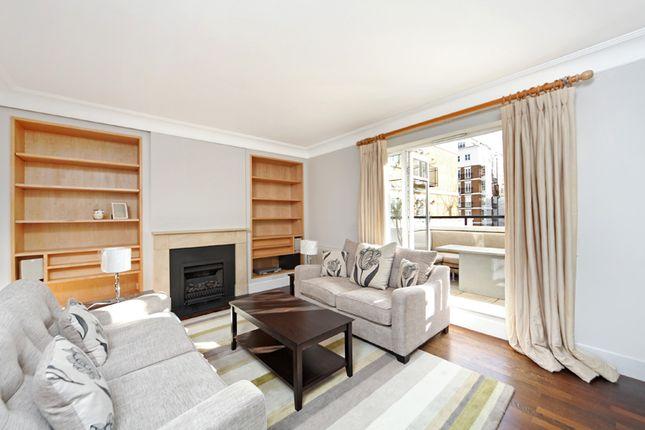 Thumbnail Flat to rent in Abbots Walk, Kensington Green, London.