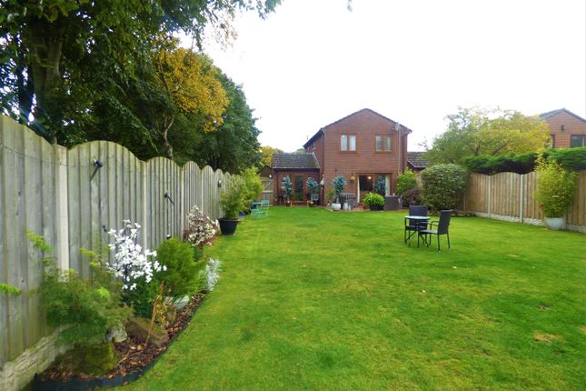 Thumbnail Detached house for sale in Manor Croft, Aglionby, Carlisle