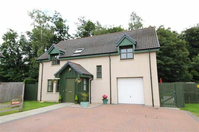 Thumbnail Detached house for sale in 21, Teaninich Paddock, Alness, Ross-Shire
