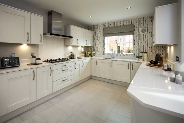 Kitchen of Crown Place, High Street, Fenstanton, Huntingdon PE28
