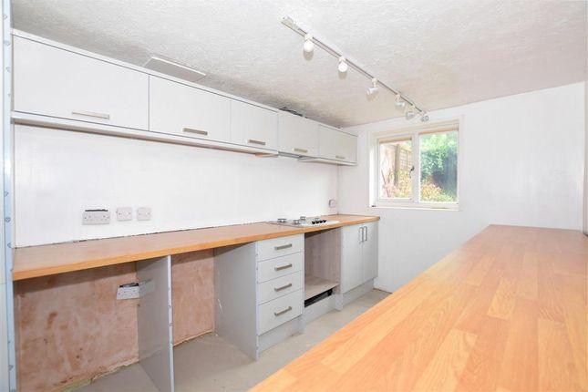 Kitchen of Linden Crescent, Folkestone, Kent CT19