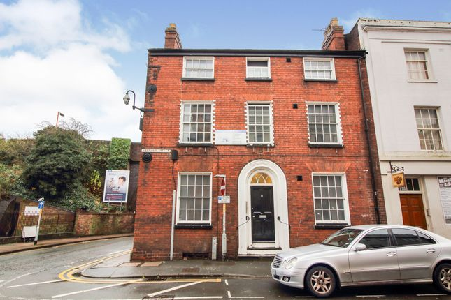 Thumbnail End terrace house to rent in Pierpoint Street, Worcester
