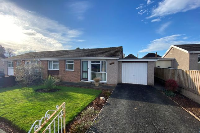 3 bed semi-detached bungalow for sale in Pendre Close, Brecon LD3