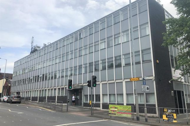 Thumbnail Office to let in Copthall House, King Street, Newcastle-Under-Lyme