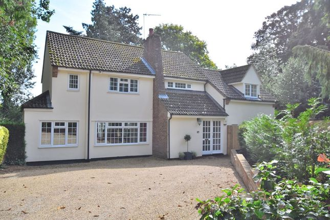 Thumbnail Detached house for sale in Blythwood Gardens, Stansted