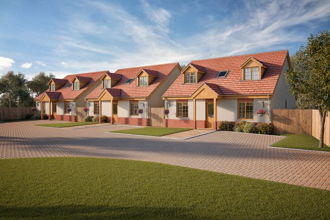 Thumbnail Bungalow for sale in Court Farm Close, Longwell Green, Bristol