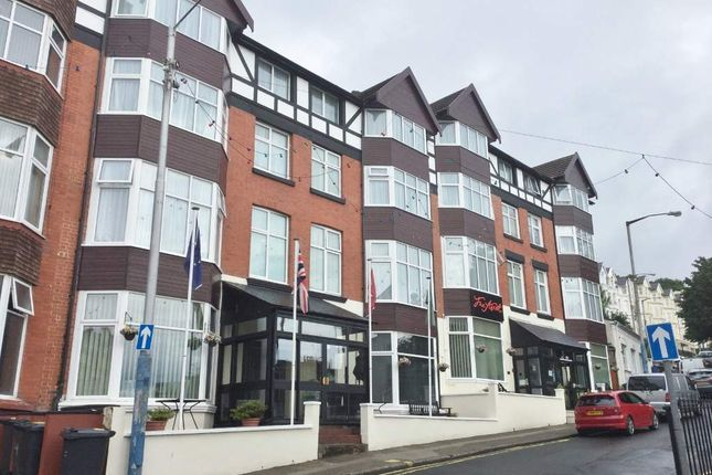 Thumbnail Hotel/guest house for sale in 4-8 Empire Terrace, Douglas