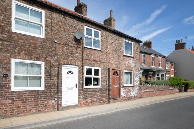 2 bed terraced house for sale in Sherburn Street, Cawood, Selby YO8