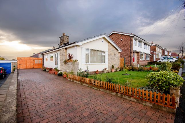 Thumbnail Bungalow for sale in Wynford Way, Low Moor, Bradford