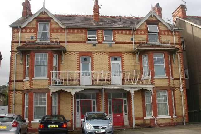 Thumbnail Flat to rent in Princes Drive, Rhos On Sea, Colwyn Bay