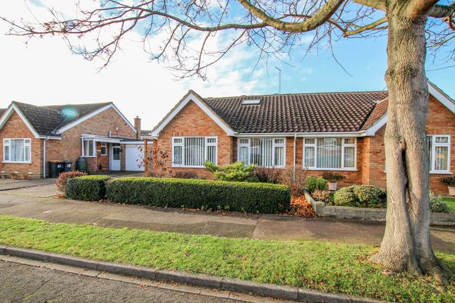 Thumbnail Semi-detached house for sale in Princes Road, Bromham