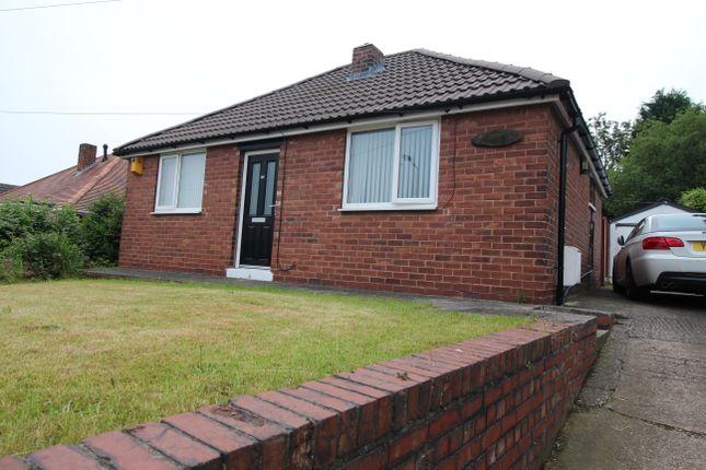 Thumbnail Detached bungalow to rent in Fitzwilliam Street, Swinton, Mexborough