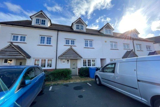 4 bed terraced house to rent in Bristol Close, Sittingbourne ME10