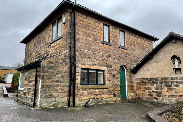 Thumbnail Detached house to rent in Gibfield Lane, Belper
