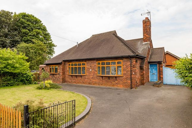 Thumbnail Detached bungalow for sale in Priory Lane, Scunthorpe