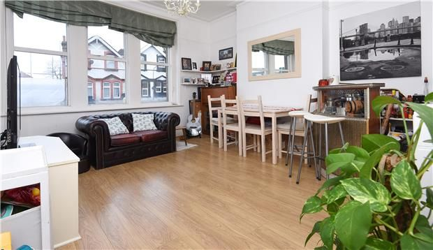 Thumbnail Flat for sale in London Road, Tooting, London