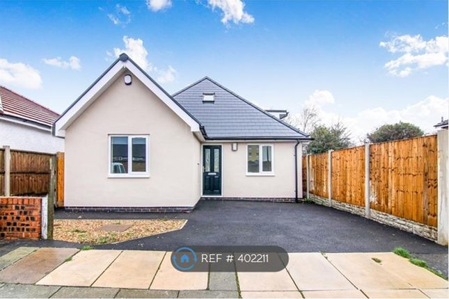 Thumbnail Bungalow to rent in Hopfield Road, Moreton