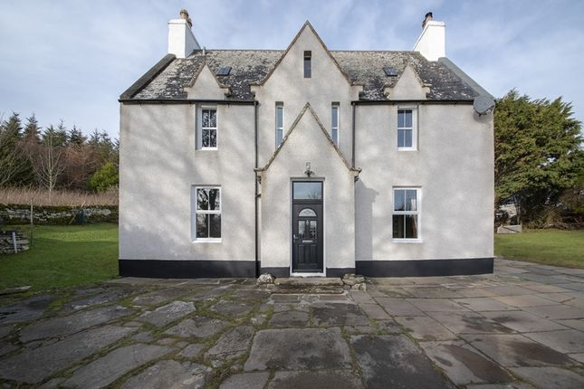 Thumbnail Detached house for sale in Dunbeath, Caithness, Highland