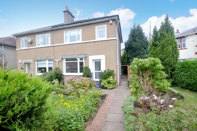 Thumbnail Semi-detached house for sale in Windlaw Gardens, Netherlee