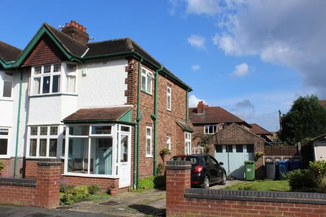 Thumbnail Semi-detached house for sale in Oakdale Avenue, Stockton Heath, Warrington