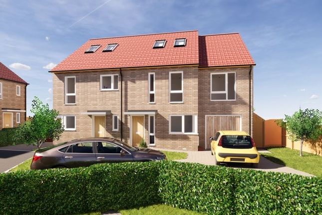 Thumbnail Semi-detached house for sale in High Street, Winford, Bristol