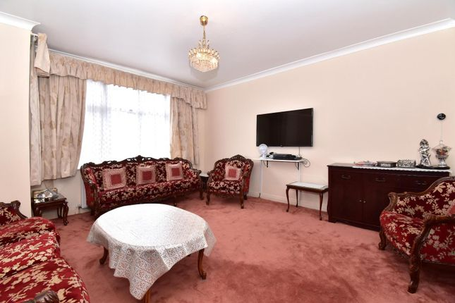 Thumbnail Semi-detached house to rent in Bassingham Road, Wembley, Middlesex