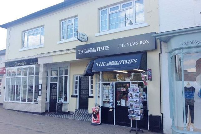Thumbnail Retail premises to let in 5-7 High Street, Newmarket