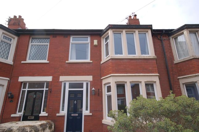 Thumbnail Terraced house to rent in Stretton Avenue, Blackpool