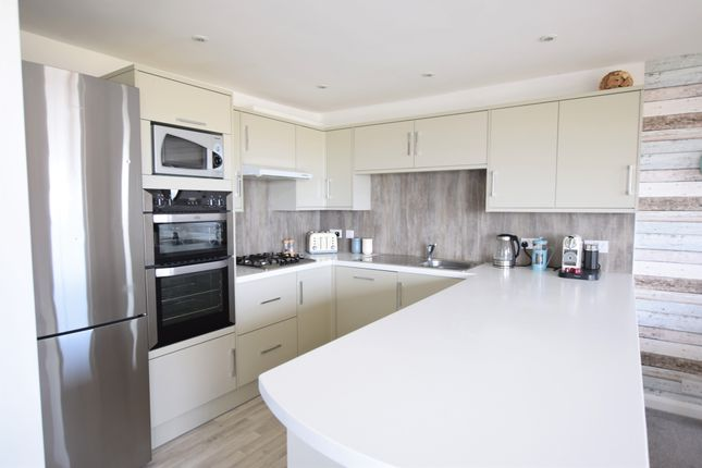 Kitchen of The Parade, Pevensey Bay BN24
